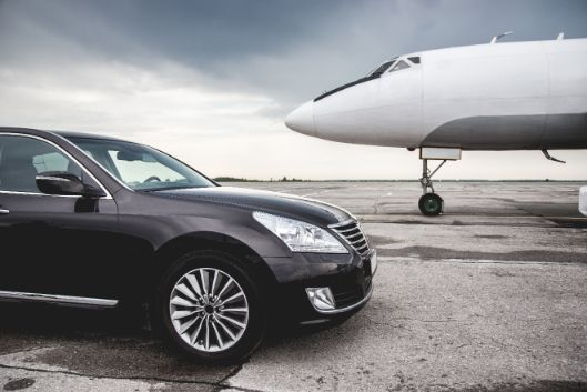 Limo Hire In Perth airport transfer